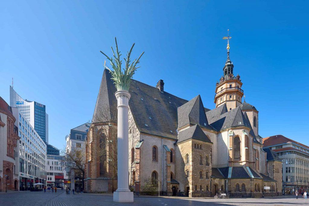 Nikolaikirche in Leipzig